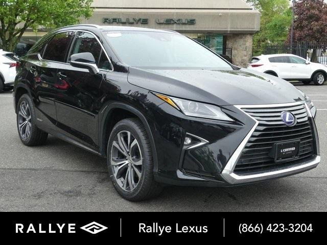 Certified Pre Owned 2017 Lexus Rx 450h